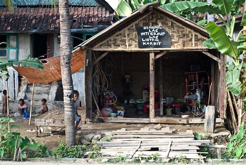 На мотоцикле по Индонезии. Как подготовиться и поехать