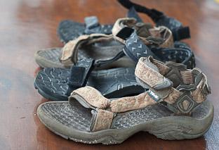 Как мы нашли и купили горные сандалии в Куала-Лумпуре