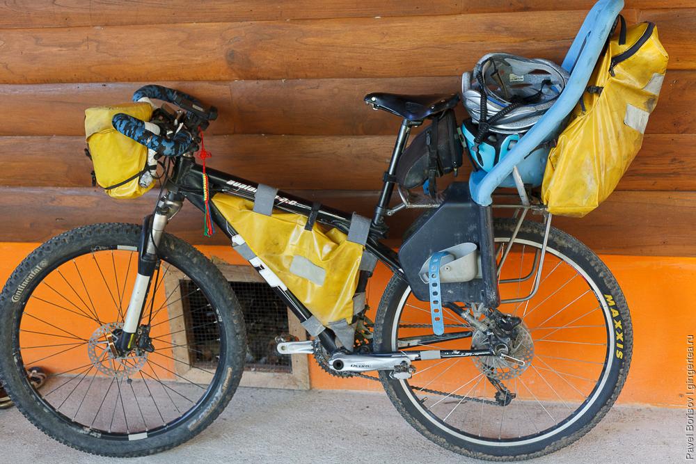 Велосипеды GingerTea.ru