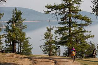 Между двух озер, или На велосипедах от Байкала до Хубсугула