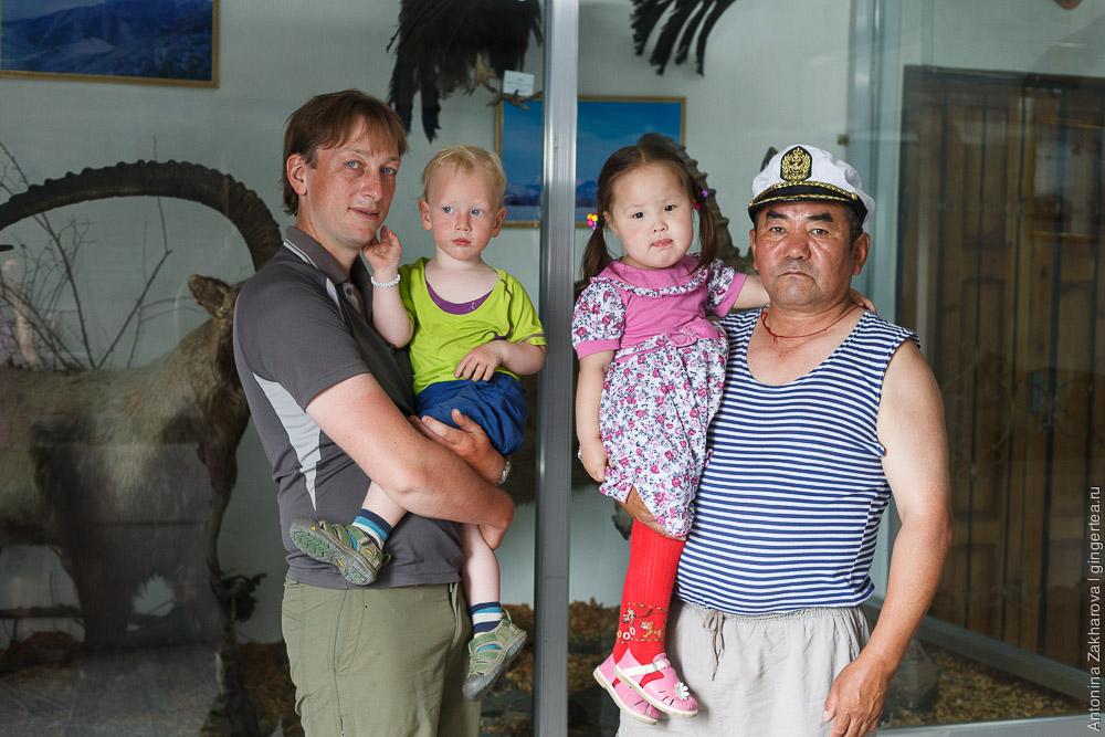 музей Хубсугульского аймака в Монголии