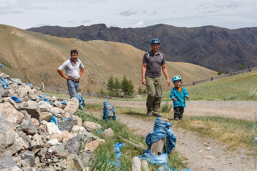 обо в Монголии
