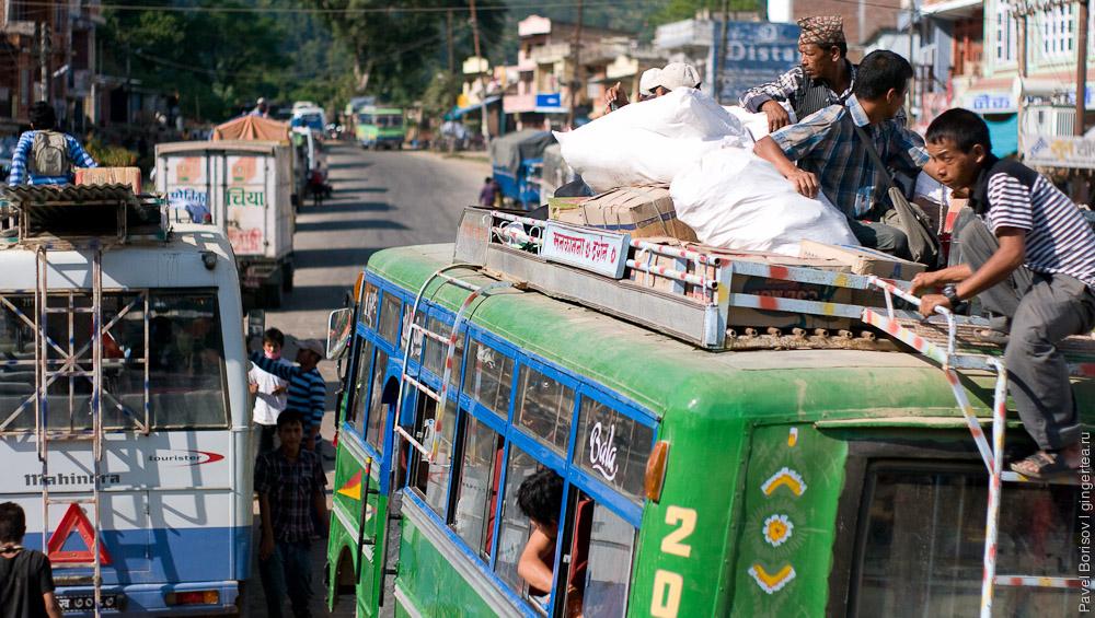 Что необычного мы делали в Непале