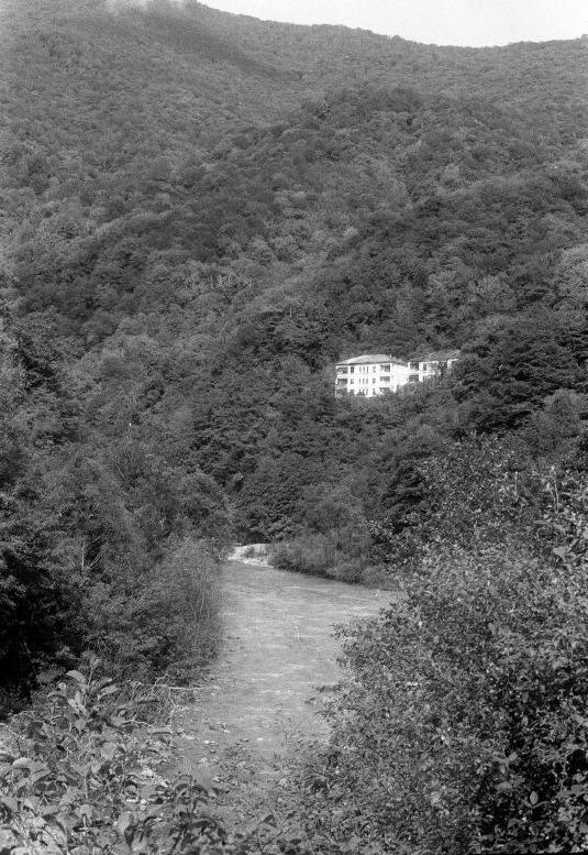 Путешествие в Псху через перевал Доу – 2006