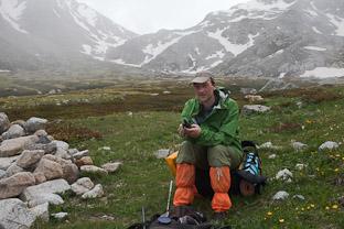 По ледникам и по лугам с четвероногим спутником: горный поход по Северной Осетии