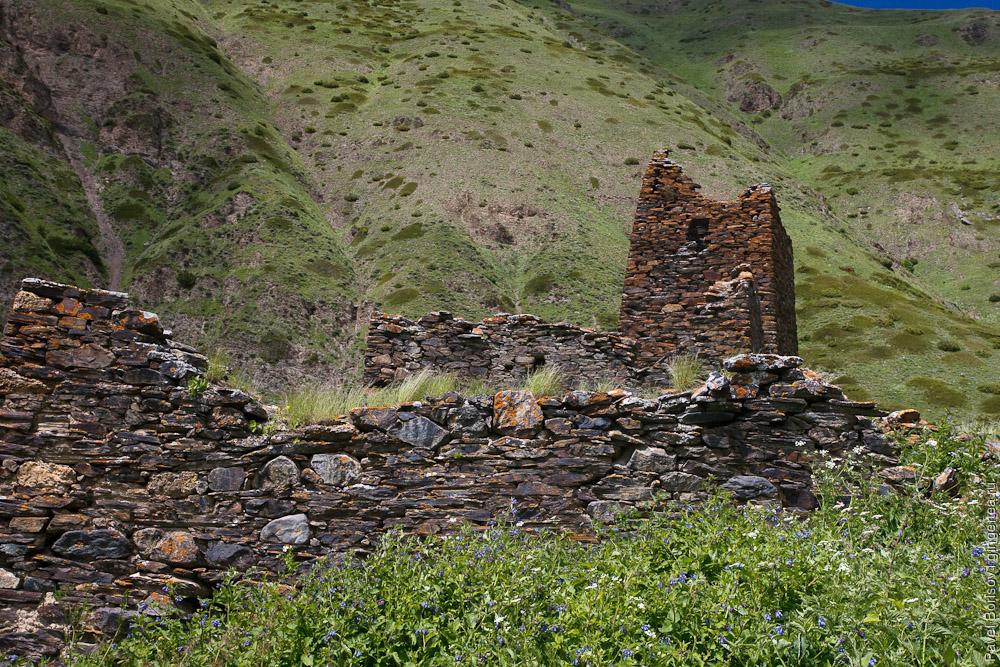 развалины Тоборза