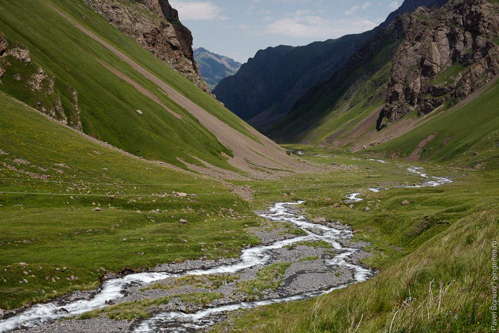 долина реки Бугультадон