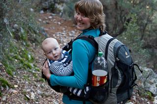 Средиземноморские леса: по Ликийской тропе зимой с младенцем