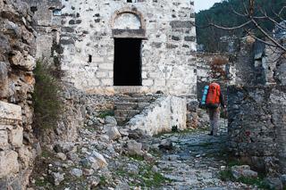 Каменистый мир. По Ликийской тропе зимой с младенцем