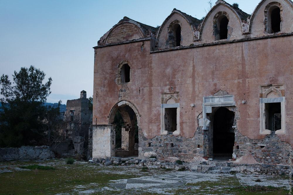 церковь в Каякое