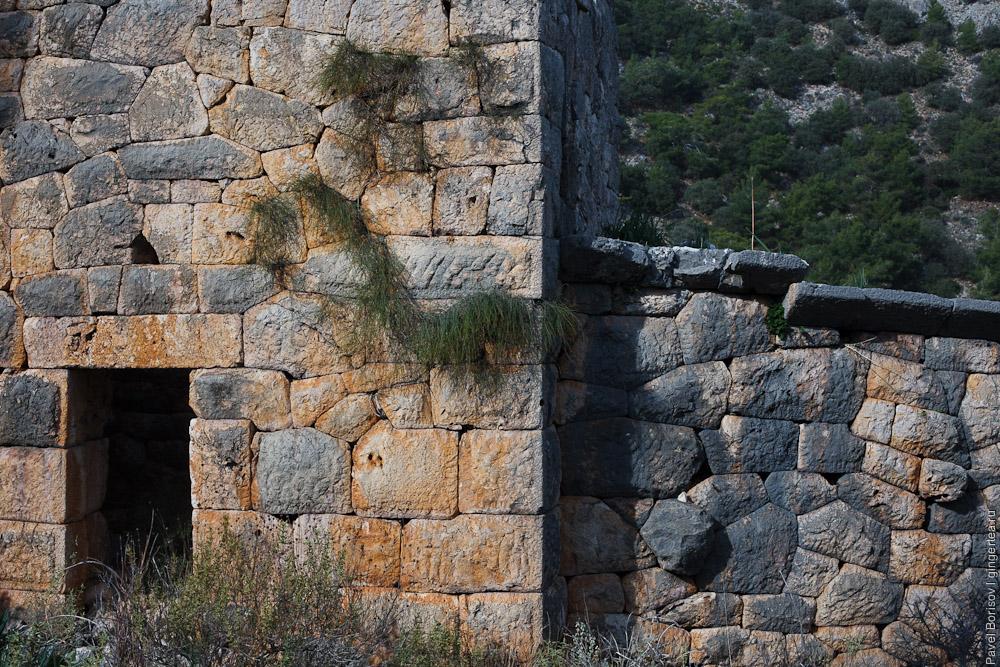 крепость рядом с городом Кынык