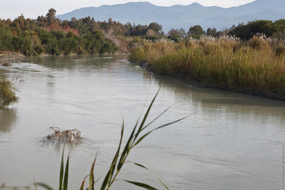 река Ксанф