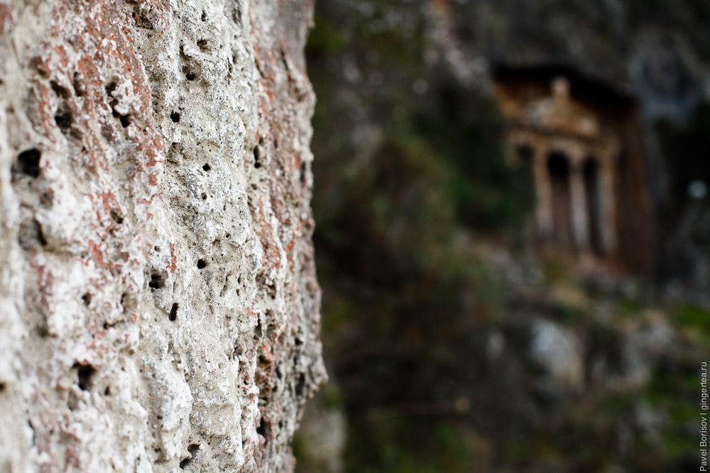 гробница в Фетхие